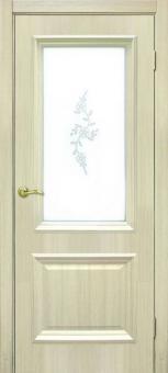 Межкомнатная дверь ОМиС Сан Марко 1.1 СС+ФП покрытие плёнка ПВХ