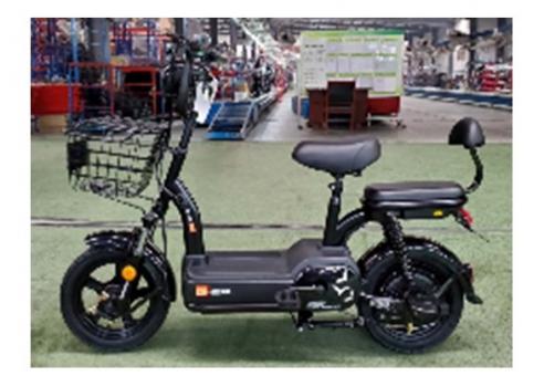 Электрический скутер C-MG (Чёрный )