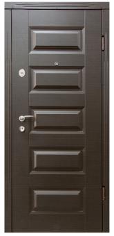 TIRAS DOOR Металические двери производства ПМР  Д-54  3D