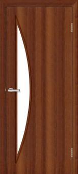 Межкомнатная дверь ОМиС Модельные Парус СС+КР плёнка Экошпон