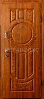 TIRAS DOOR Металические двери производства ПМР  Д-32