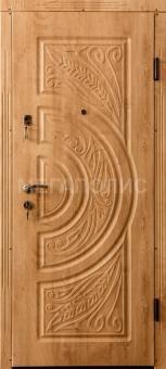 TIRAS DOOR Металические двери производства ПМР Д- 16+