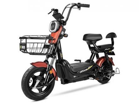 Электрический велосипед KX-5 (бронза)