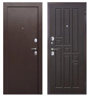 Входная дверь Феррони Гарда 8мм Венеге ВНУТРЕНЕЕ ОТКРЫВАНИЕ