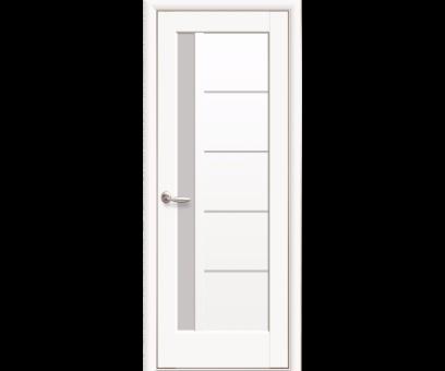 Остеклённая межкомнатная дверь Новый стиль Ностра Грета