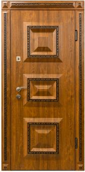 TIRAS DOOR Металические двери производства ПМР  Д-38