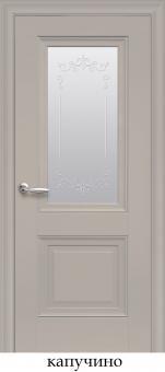 Остеклённая межкомнатная дверь Новый стиль Elegant Image P2( без молдинга)