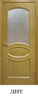 Межкомнатная дверь Омис Классика натуральный шпон Лаура классик КР