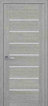 Остеклённая межкомнатная дверь Новый стиль Мода ПВХ Ultra Леона