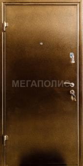 TIRAS DOOR Металические двери производства ПМР  Метал Медь + Мдф