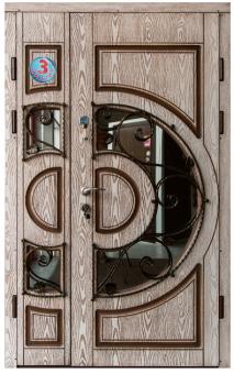 TIRAS DOOR Металические двери производства ПМР ПОЛИМЕР Д-51