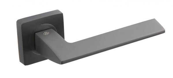 Дверная ручка с розеткой Gavroche Scandium Sc-A1