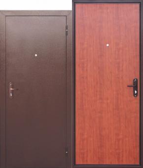 Входная бронированная дверь Ferroni Цитадель Стройгост 5 РФ полотно 4,5 см