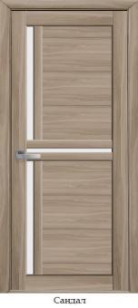 Остеклённая межкомнатная дверь Новый стиль Мода Тринити G