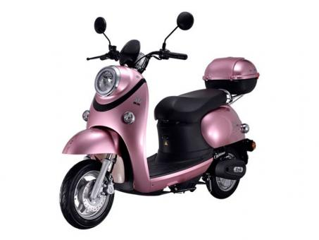 Женский электрический скутер